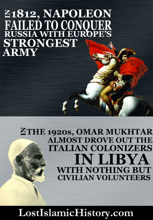 The Lion of the Desert was one of the greatest military strategists of all time.