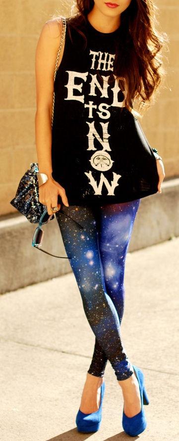 Galaxy Tights <3