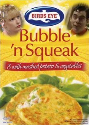 Absolutely Fabulous Ab Fab meme Bubble Squeak