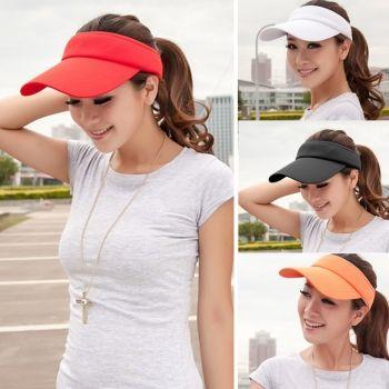 Sun Visor For Sports Tennis Golf / Pub Golf Fancy Dress Hat