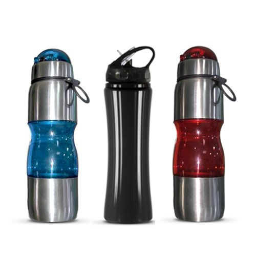 STEIGENS give savvy stainless steel Water Bottles for solid Promotional and Corporate gifts. We provide water bottles which are reusable, pass on wherever and alright for daily utilizes which comes as a part of particular size, colors and shapes. Each one would love to have Company logo imprinted on there bottles so we likewise alter these water bottles with custom Business logo and outline for the Corporate and Promotional occasions as blessings to support your workers.