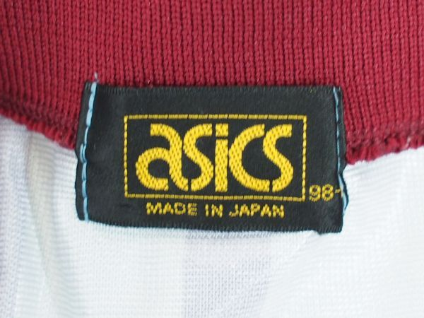 6970 asics アシックス ジェフユナイテッド千葉 ユース 選手支給ユニフォーム15番_画像3