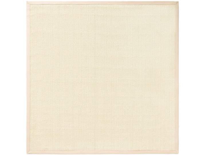Benuta Naturals Teppich Sisal Cream 200x200 Cm Naturfaserteppich Aus Sisal Rugs Decor