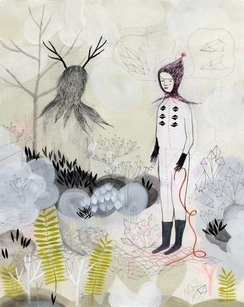 betsy walton / lets meet in the forest