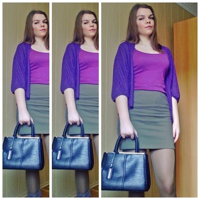 Golde Dor: Violet Look