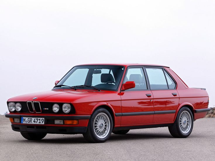 BMW E28 M5 reference picture