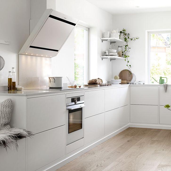Köksinspiration - Platsbyggt kök - Bistro