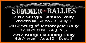 Check out some of the Sturgis Rallies this summer