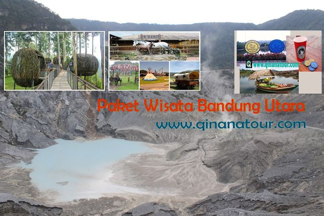 Cheap holidays together Qinanatour in Bandung. Bandung Tour Package Offers. Choosing this travel package you can enjoy some of the sights in northern Bandung, namely: - Tangkuban Perahu (travel and folk legends) - Floating Market (floating market) - De Ranch (travel koboy) - Dusun Bambu (typical travel Sunda) - Farm House (rural-style travel Europe)  Contact us: website: www.qinanatour.com text / wa: +6281221567121 Line: @ rqn4769z Instagram: qinanatour