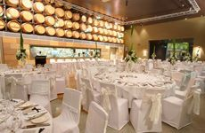 National Wine Centre, Adelaide. Industrial style Wedding Venue. Whether it is an intimate gathering or a grand occasion, we will be the perfect venue for your wedding. Depending on the size and your personal requirements one of our four function rooms will be more than perfect to suit your needs.