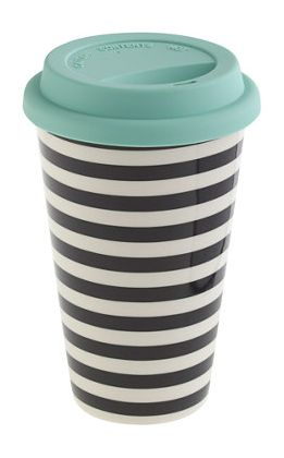 Ceramic travel coffee cup #jcrew