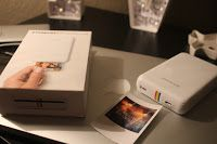 Unboxing The #PolaroidZip: Watch my #youtubevideo unboxing the printer!