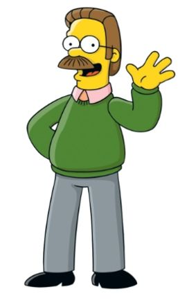 Ned Flanders - Simpsons Wiki - Wikia