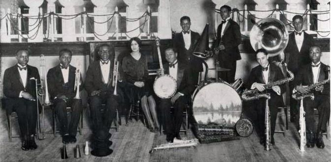 1920s Jazz 1920s Jazz Band S Formal Attire Was The Inspiration For Their Name Jazz Age