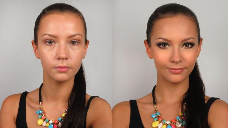 Голливудский дымчатый макияж (+плейлист)