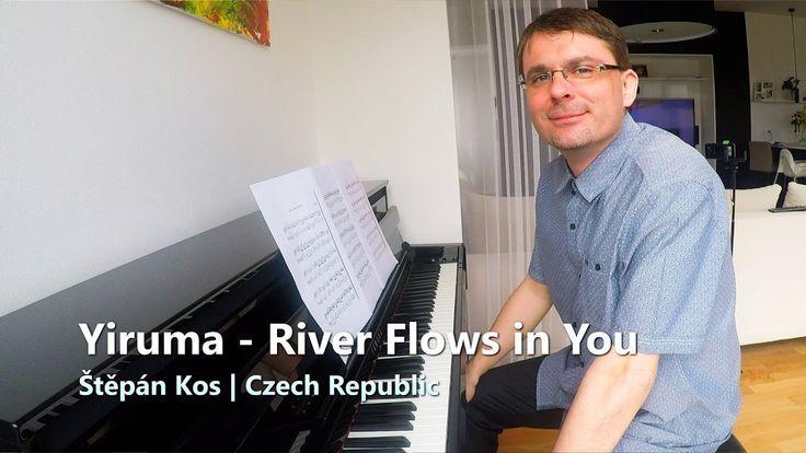Yiruma - River Flows in You (이루마) | by PianoKos | 4K UHD