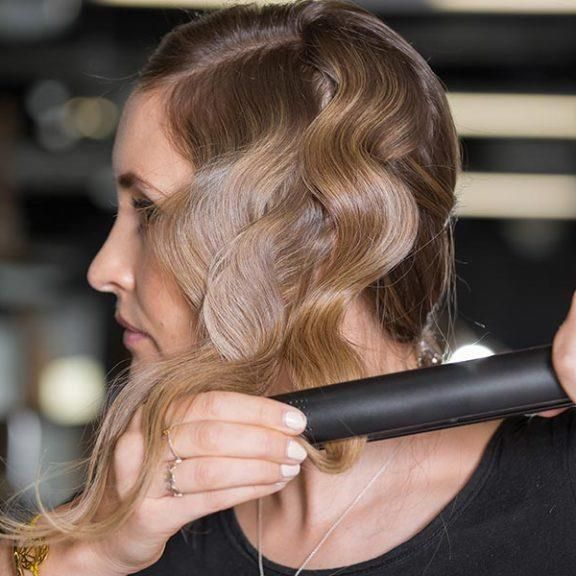 The multipurpose hair straightener