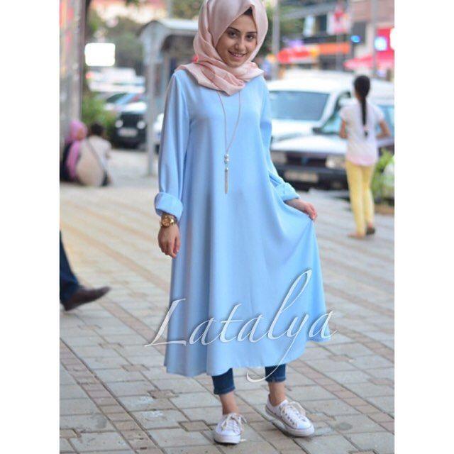 ☀️☀️☀️ günaydınn bu harika buz mavisi tunik sadece 40 TL☀️☀️☀️ kargo ücretsiz ☀️☀️☀️ #moda #hijab #tesettür #giyim #latalya #best tunik #tesettürgiyim #tesettür #tesetturtunik
