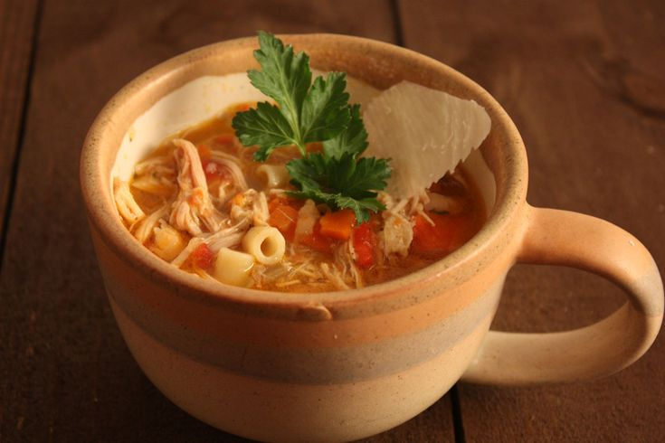 You must try this Sicilian Chicken Noodle Soup recipe at home. It's loaded with flavor and super easy. A step above normal chicken noodle soup.