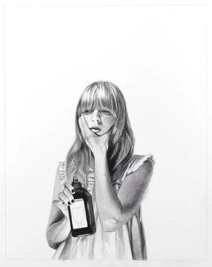 Office Ink -by Mercedes Helnwein