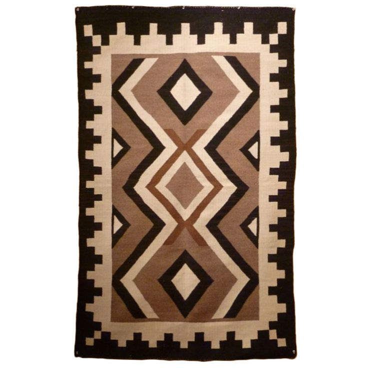 51 best rugs i luv images on pinterest navajo rugs for Native american furniture designs