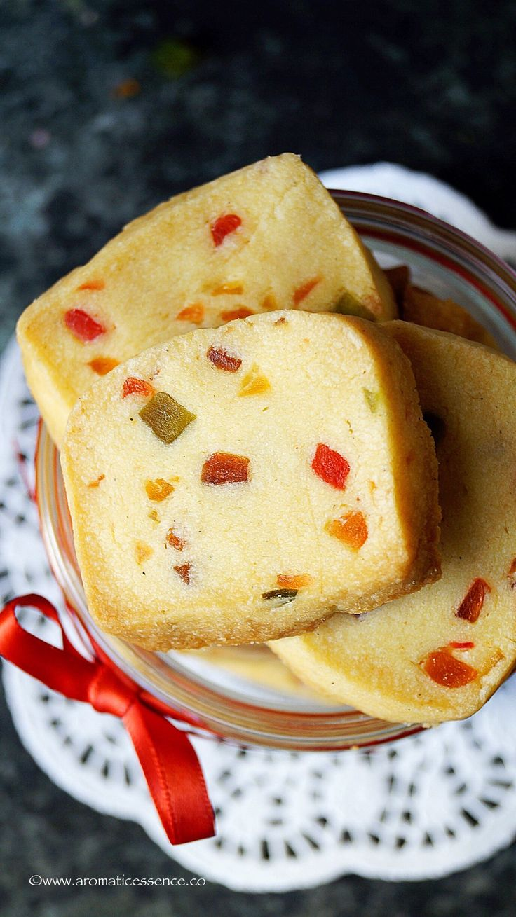 """Karachi biscuits are popular Indian tea time cookies. These biscuits have derived their name from the famous """"Karachi bakery"""" in Hyderabad, India. They are sweet, crumbly, melt in the …"""