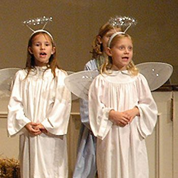 How To Make Mary Costume For Christmas Play