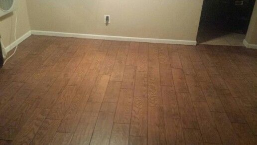 Montagna Gunstock Tile With Sable Brown Grout Idk