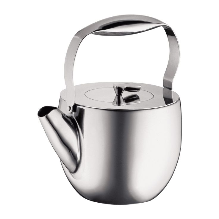 Bodum Columbia Tea Press. This is just all kinds of sexy! 40 oz., shiny stainless steel, US $100