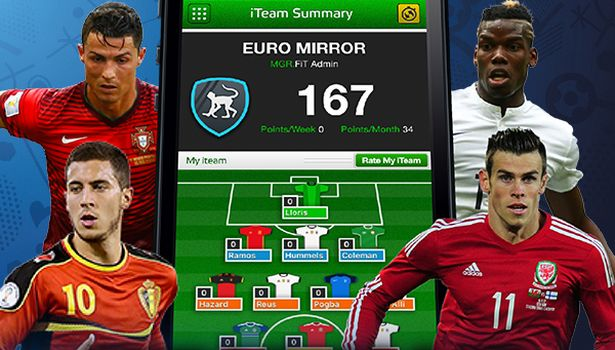 Euro 2016 Fantasy Football guide: The best players to pick in your team this summer - Wales Online