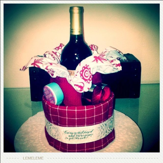 Make Yourself Gift Basket Ideas: 110 Best Images About Do It Yourself Gift Ideas On