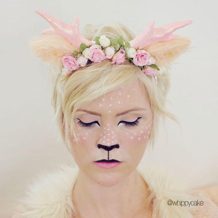 Best 25+ Faun makeup ideas on Pinterest Faun costume - Makeup Based Halloween Costumes