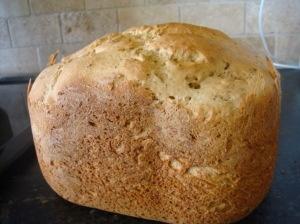 Kim's Whole Grain GF, DF Bread ~SimplifiedVersion