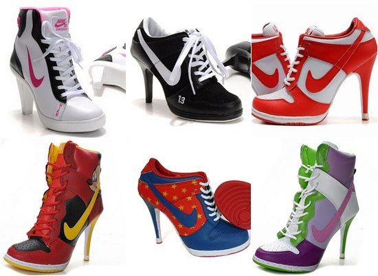 Salto Alto Nike – Modelos, onde comprar                                                                                                                                                                                 Mais