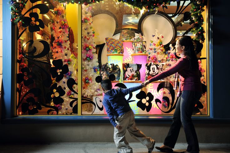 Find an astonishing array of goods from over 40 stunning stores, including the world's largest Disney store, at Downtown Disney in the Walt Disney World Resort. #3DTC