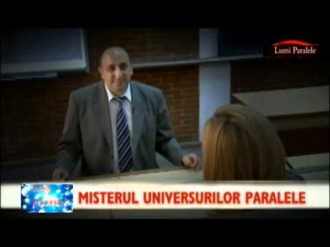 01-LUMI PARALELE-Misterul Universurilor Paralele - YouTube