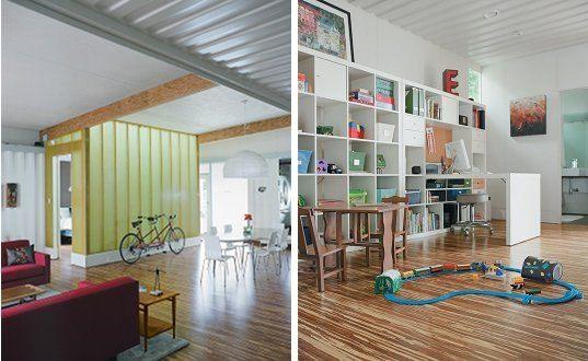 Houston'daki Modern, Renkli ve Yaratıcı Nakliye Konteyneri Ana Sayfa   Inhabitat - Yeşil Tasarım, İnovasyon, Mimarlık, Yeşil Bina