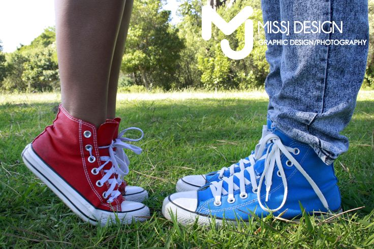 Keenan & Elizma Couple Photo Shoot || Cute Couple || All Stars || Love || Red & Blue || MissJDesign
