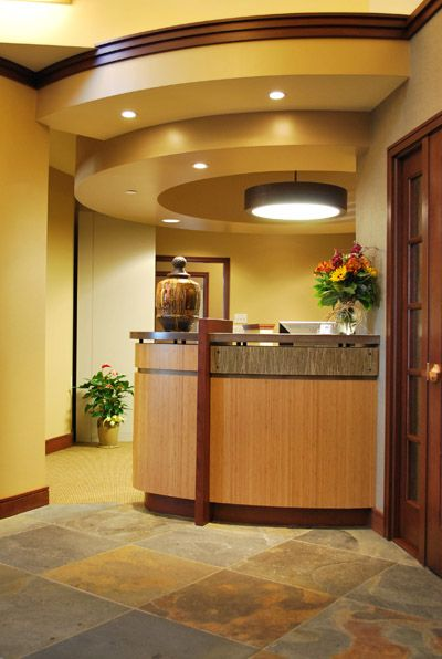 Dental Office Front Desk