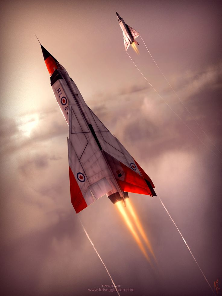 Avro Arrow CF-105