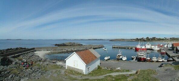 Litle fishing village near Stavanger, Norway Photo: Torgils Øvrebø