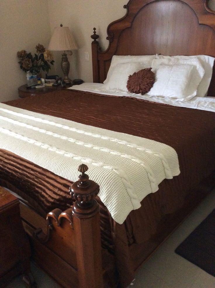 Pie de cama