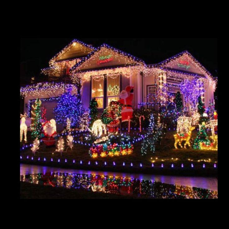 316 best Outdoor Lighting images on Pinterest Christmas lamp