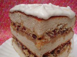 Lane Cake, like in To Kill A Mockingbird.