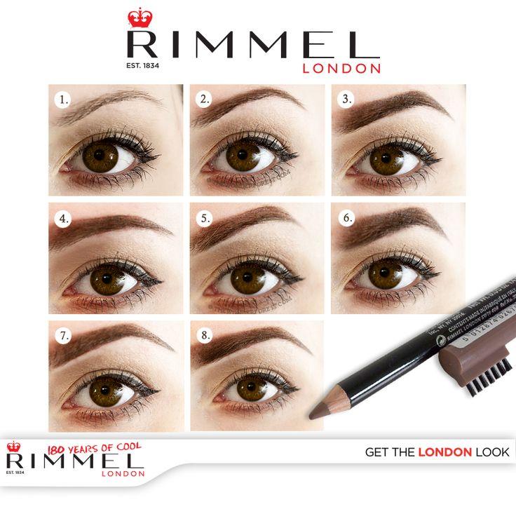 ¿Cuál es tu forma de cejas preferida? Recuerda maquillarlas con tu lápiz de cejas