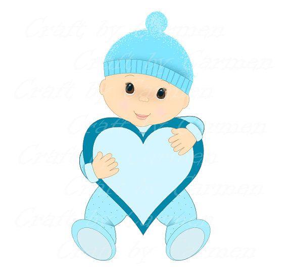 baby boy babies clipart baby shower clip art cute baby digital