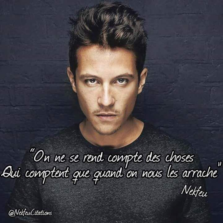 #Nekfeu #citation #quote #Feu
