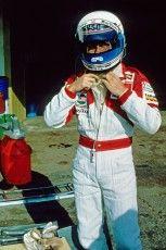 Alain Prost. Archives.