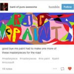 Microsoft retires its beloved Paint program, sending fans into crudely drawn mourning