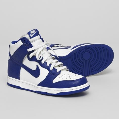 Kentucky Wildcats Nike Dunk Hi